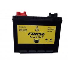 Аккумулятор FORSE Marine 80 (MDC24-750)