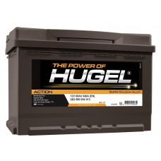 Аккумулятор Hugel Action 6СТ-60 низкий о.п