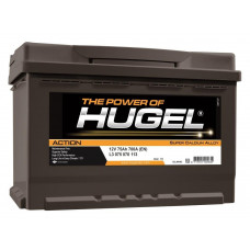 Аккумулятор Hugel Action 6СТ-75 о.п.