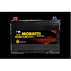 Аккумулятор Moratti JIS 100а/ч п.п.