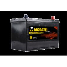 Аккумулятор Moratti JIS 100а/ч о.п.