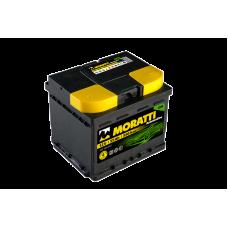 Аккумулятор Moratti 55а/ч п.п. кубик