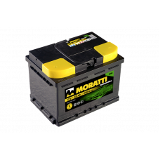 Аккумулятор Moratti 60а/ч п.п. низк