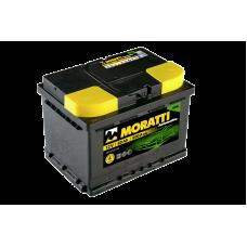 Аккумулятор Moratti 60а/ч о.п. низк
