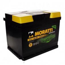 Аккумулятор Moratti 66а/ч о.п.