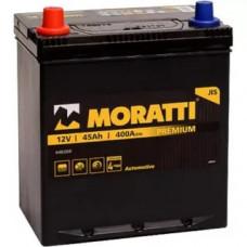 Аккумулятор Moratti JIS 45а/ч п.п.