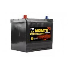 Аккумулятор Moratti JIS 65а/ч п.п.