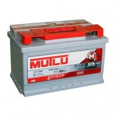 Аккумулятор Mutlu SFB M3 75.0 низкий
