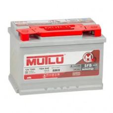 Аккумулятор Mutlu SFB M3 75.0