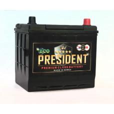 Аккумулятор автомобильный President 65 - 80D23L