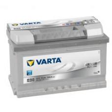 Аккумулятор Varta Silver 74 о.п